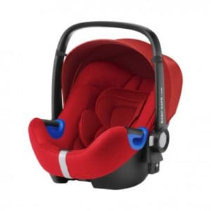 Baby Safe i-size - Flame Red