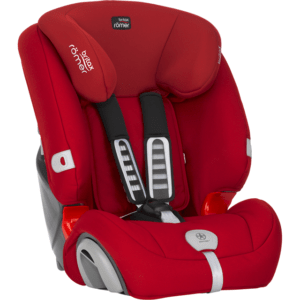 EVOLVA 123 PLUS-FLAME RED