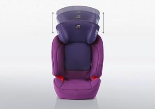Easy Adjustable Headrest