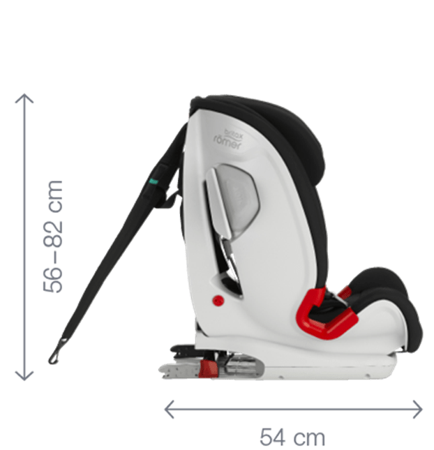 Advansafix Iii Sict 187 Britax Travel Systems Britax Sg