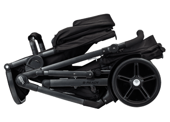 B-Ready Folded with dual seat