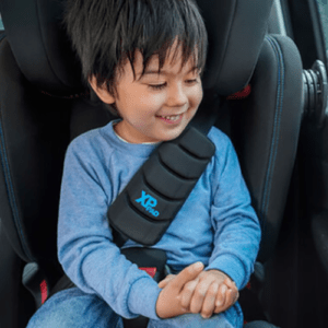 Unique protection for the neck and chest