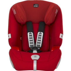 Britax Evolva 123 Plus Flame Red